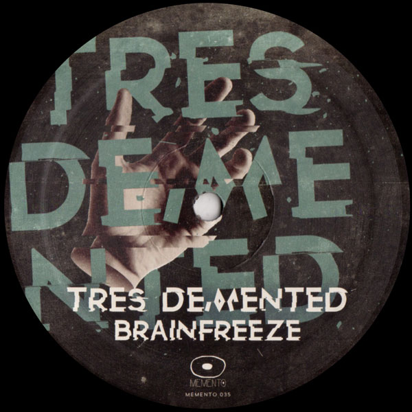 tres-demented-carl-craig-brainfreeze-luciano-remix-memento-cover