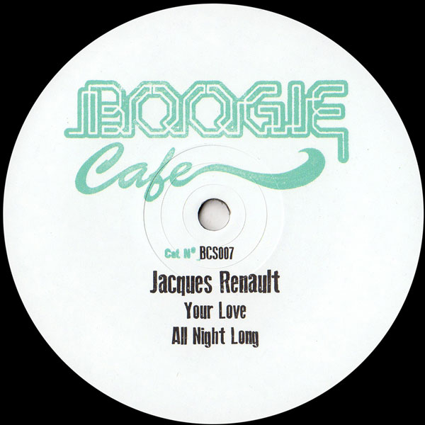 jacques-renault-do-the-dance-tribute-to-ron-boogie-cafe-cover