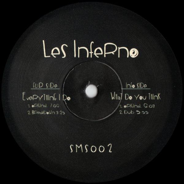 les-inferno-everything-i-do-samosa-records-cover
