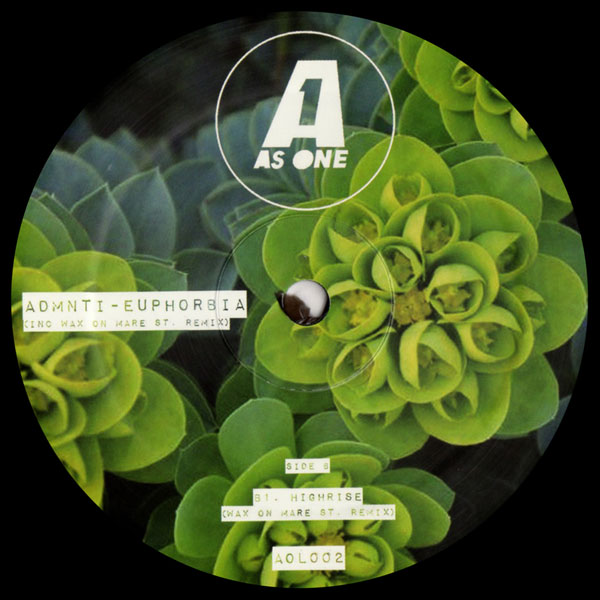 admnti-euphorbia-ep-as-one-ldn-cover