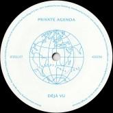 private-agenda-deja-vu-international-feel-cover