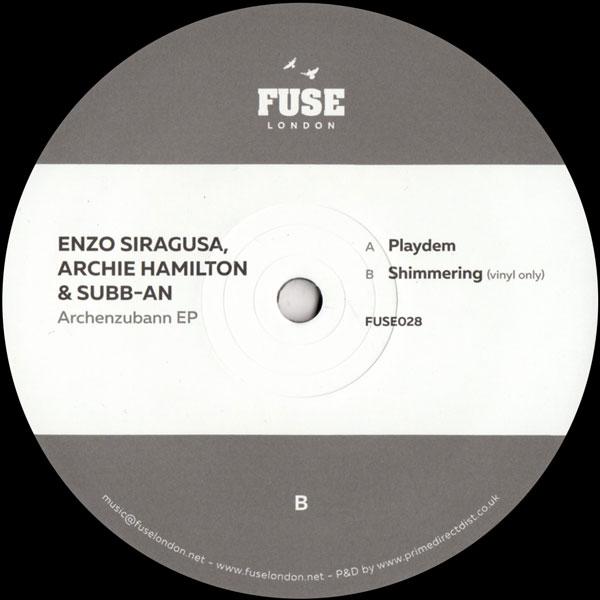 enzo-siragusa-archie-hamilton-archenzubann-ep-fuse-london-cover