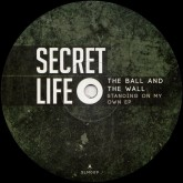 the-ball-and-the-wall-standing-on-my-own-ep-secret-life-cover