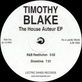 timothy-blake-the-house-auteur-ep-lectric-sands-records-cover