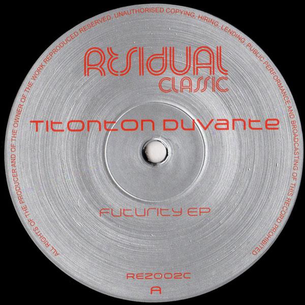 titonton-duvante-futurity-ep-residual-recordings-cover