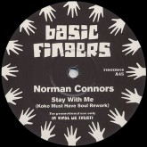 norman-connors-imaginat-stay-with-me-burning-up-koko-basic-fingers-cover