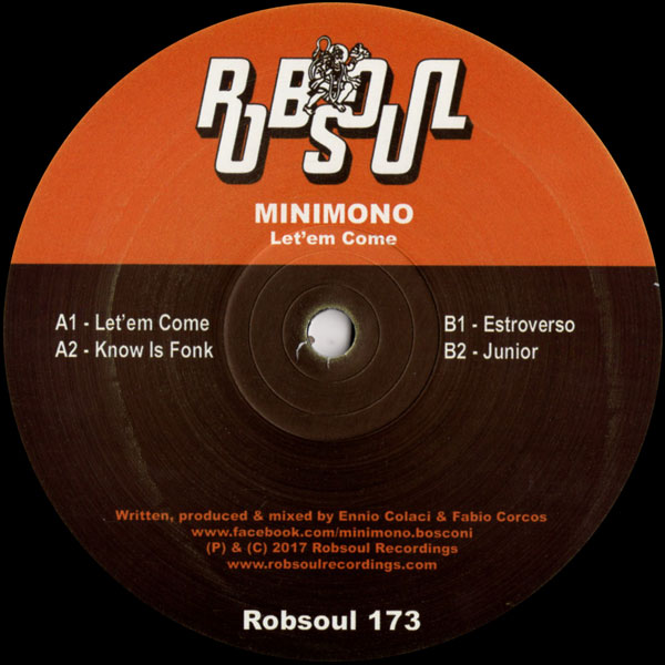 minimono-letem-come-robsoul-cover