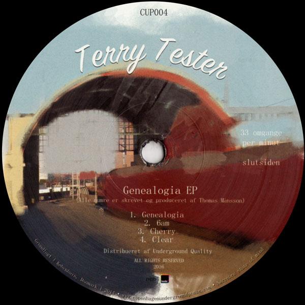 Terry Tester - Genealogia