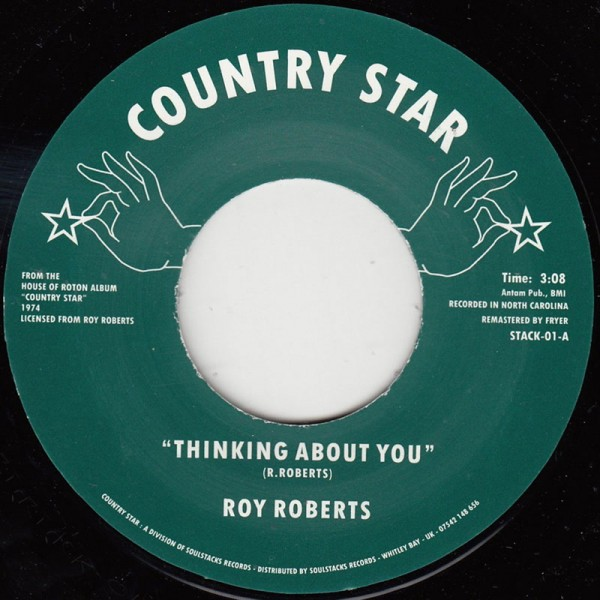 roy-roberts-thinking-about-you-country-star-cover