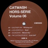 various-artists-catwash-hors-serie-volume-6-catwash-records-cover