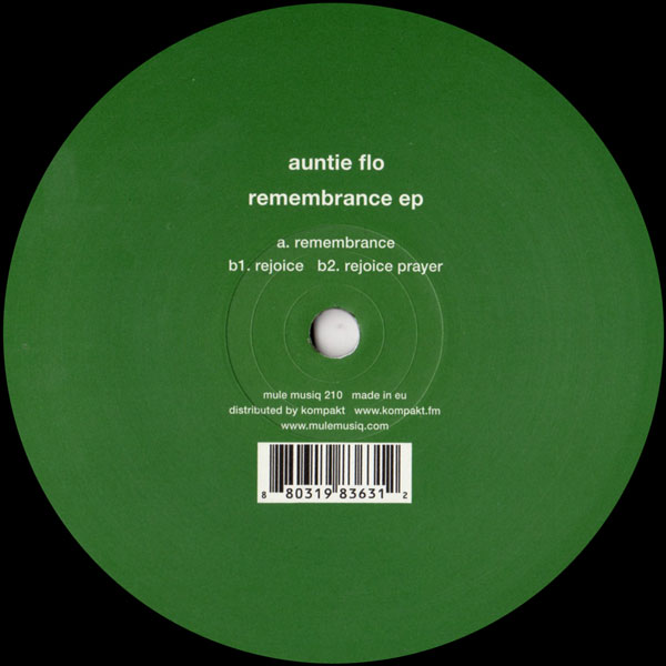 auntie-flo-remembrance-ep-mule-musiq-cover