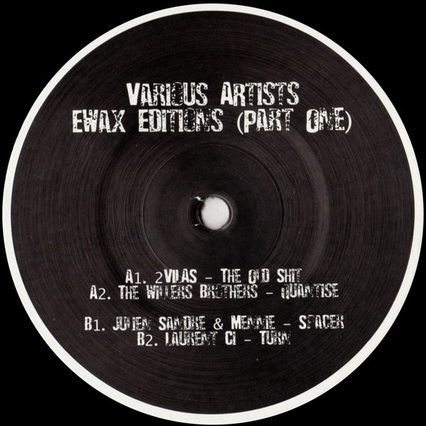 2vilas-various-artists-ewax-editions-part-one-ewax-cover