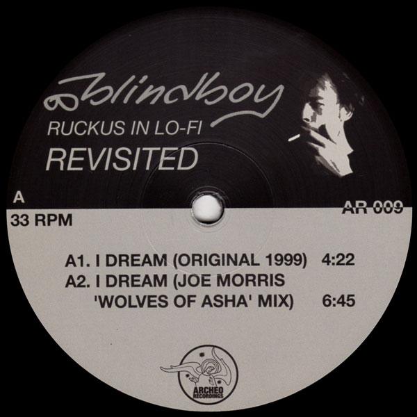 blindboy-ruckus-in-lo-fi-mini-lp-joe-archeo-recordings-cover
