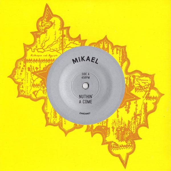 mikael-nuthin-a-come-corner-dub-zam-zam-cover