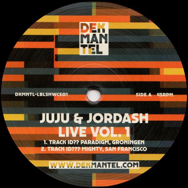 juju-jordash-live-vol-1-store-only-dekmantel-store-only-cover