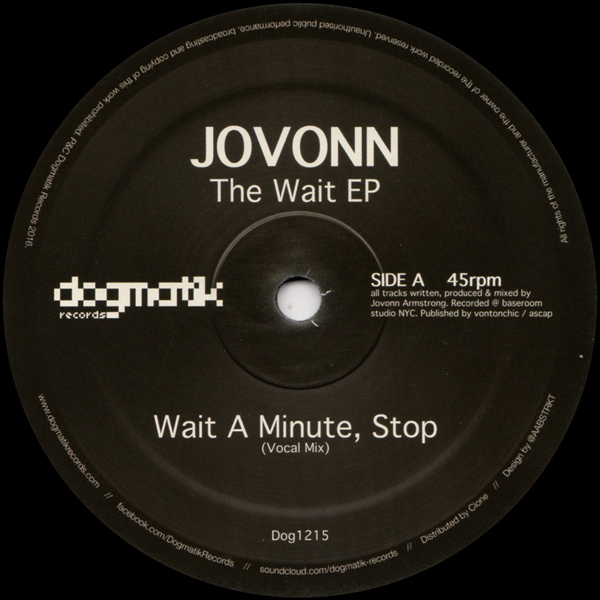 jovonn-the-wait-ep-dogmatik-cover