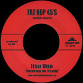 itsu-uno-skorpio-dope-jam-the-headl-fat-hop-45s-cover