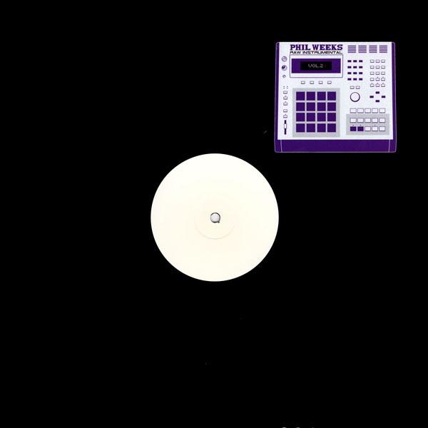 phil-weeks-raw-instrumental-vol-2-robsoul-cover