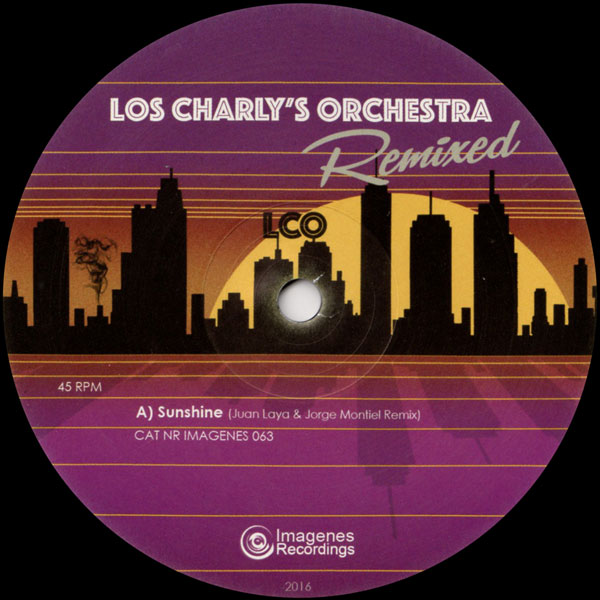 los-charlys-orchestra-sunshine-disco-gamma-remixed-imagenes-cover