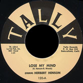 cousin-herbert-henson-johnny-lose-my-mind-3-or-4-nig-tally-cover