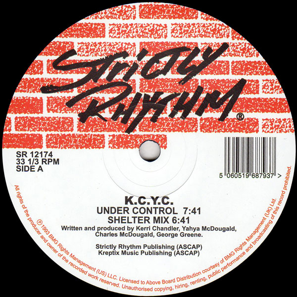 kcyc-kerri-chandler-under-control-strictly-rhythm-cover