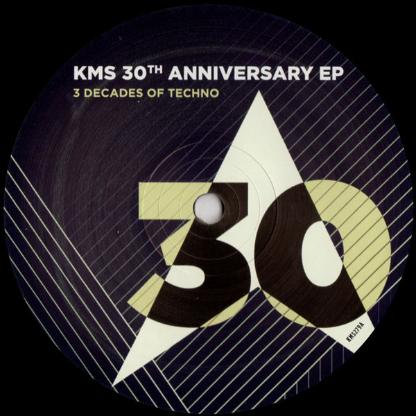 kink-kevin-saunderson-dubfir-kms-30th-anniversary-ep-kms-records-cover