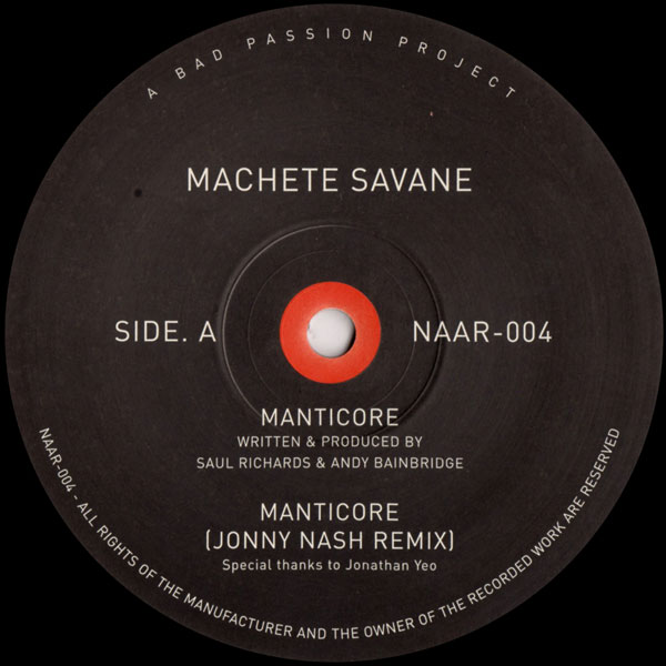 machete-savane-manticore-inc-jonny-nash-ian-not-an-animal-cover