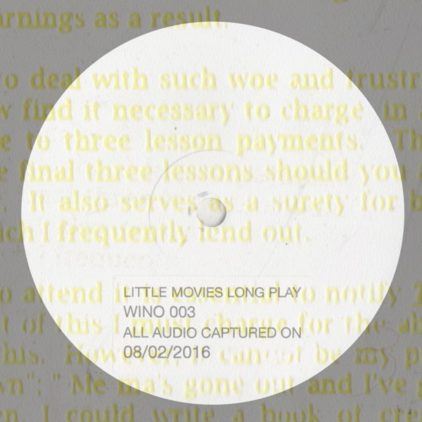 little-movies-morgan-buckley-the-little-movies-long-play-wah-wah-wino-cover