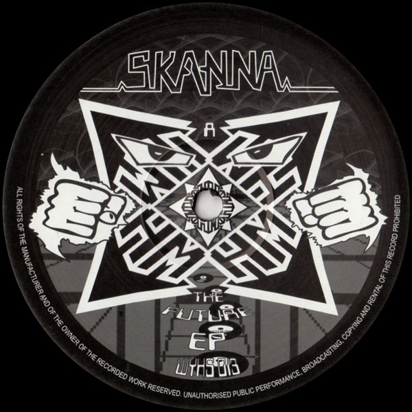 skanna-the-future-ep-white-house-cover