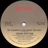 craig-peyton-be-thankful-for-what-youve-profile-records-cover