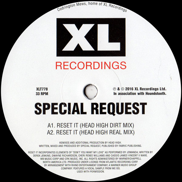 special-request-modern-warfare-remixes-head-xl-recordings-cover