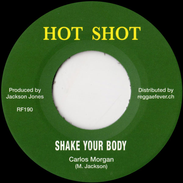 carlos-morgan-shake-your-body-down-hot-shot-cover