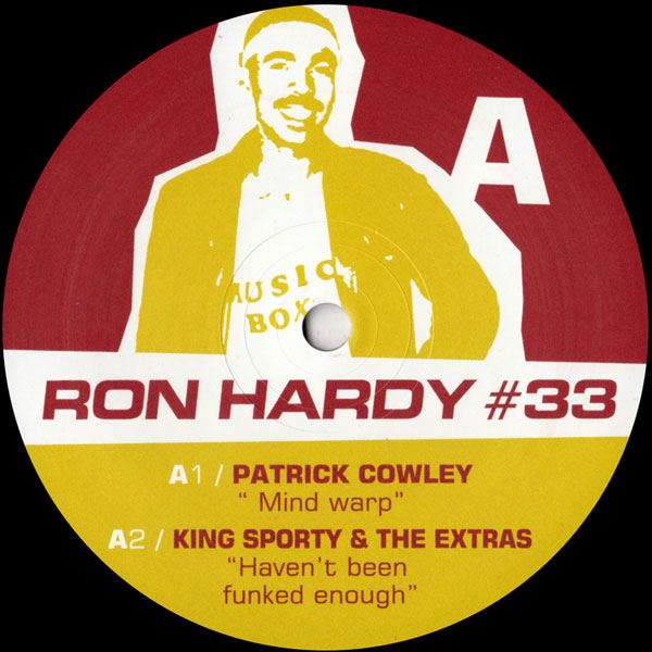 ron-hardy-rdy-33-rdy-cover
