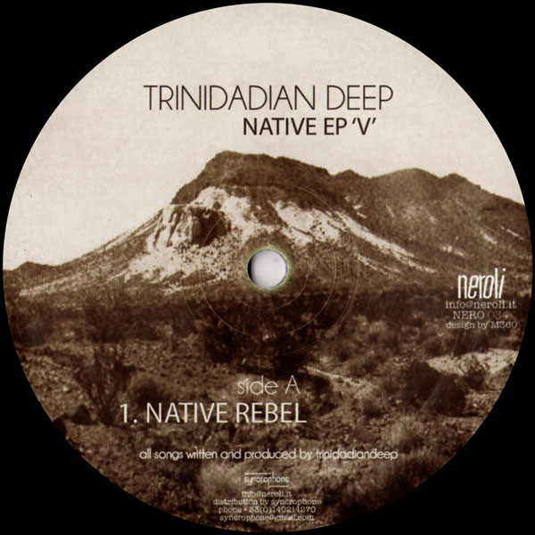 trinidadian-deep-native-ep-v-neroli-cover