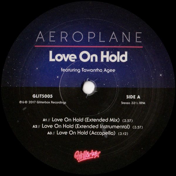 aeroplane-love-on-hold-feat-tawatha-age-glitterbox-cover