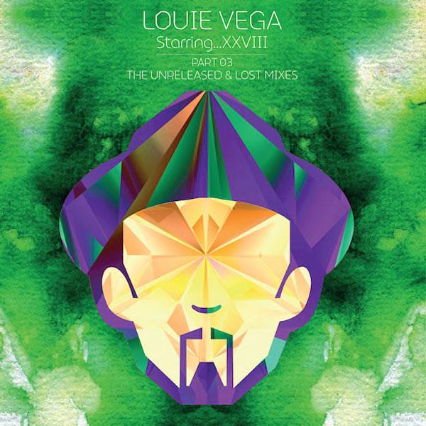 louie-vega-starring-xxviii-lp-part-vega-records-cover