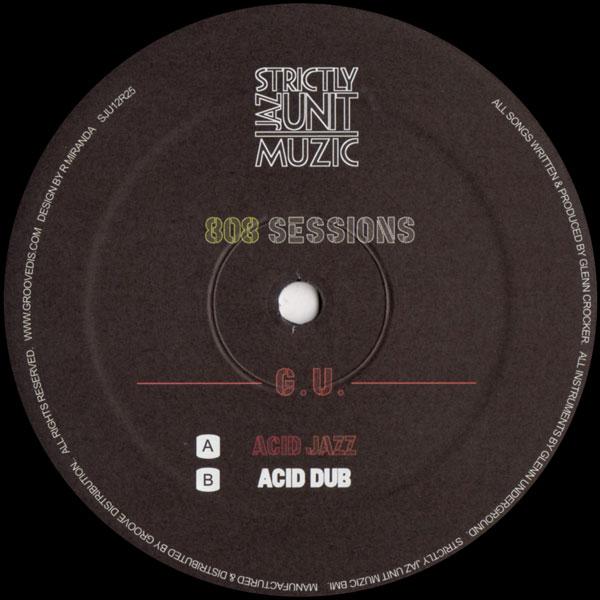 glenn-underground-808-sessions-strictly-jaz-unit-muzic-cover