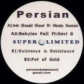 persian-we-should-shout-persian-dubplates-cover