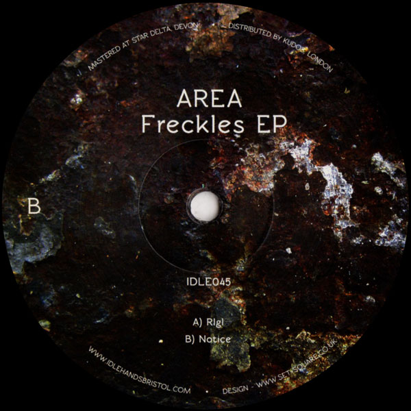 area-freckles-ep-idle-hands-cover