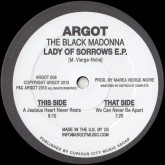 the-black-madonna-lady-of-sorrows-ep-argot-records-cover