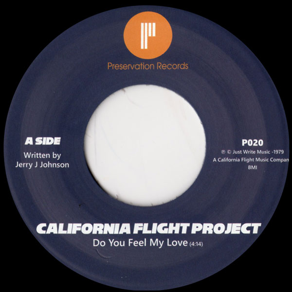 california-flight-project-do-you-feel-my-love-dance-on-preservation-records-cover