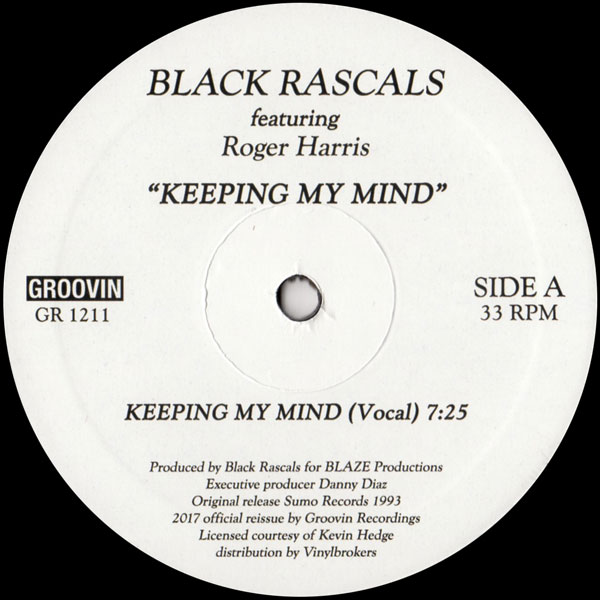 black-rascals-keeping-my-mind-groovin-recordings-cover