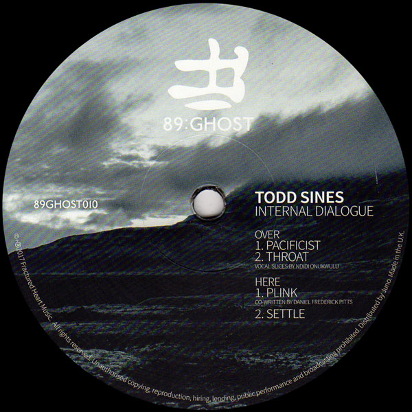 todd-sines-internal-dialogue-ep-89ghost-cover