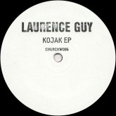 laurence-guy-kojak-ep-church-cover