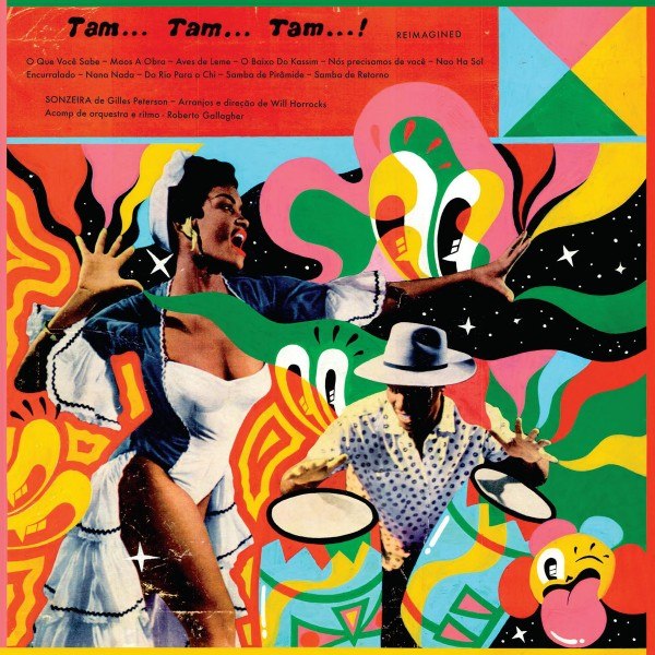 sonzeira-tam-tam-tam-reimagined-lp-brownswood-recordings-cover
