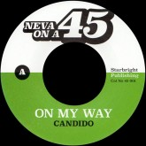 candido-edwin-starr-on-my-way-easin-in-neva-on-a-45-cover