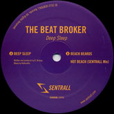 the-beat-broker-deep-sleep-sentrall-records-cover