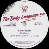 kid-sublime-the-body-language-ep-dopeness-galore-cover