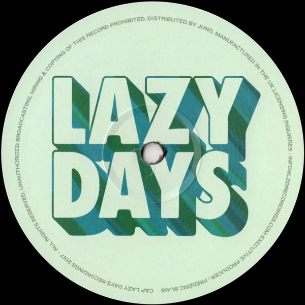 fred-everything-unreworks-lazy-days-cover