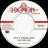 paul-sinclair-give-a-helping-hand-demon-records-cover
